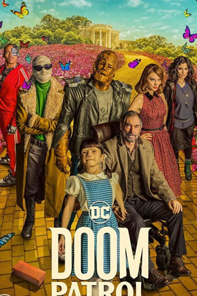Doom Patrol Season 2 ซับไทย Ep.1-8