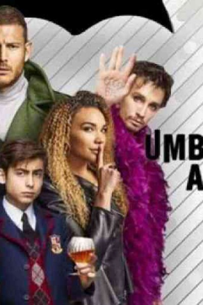 The Umbrella Academy Season 2 ซับไทย Ep.1-10 (จบ)