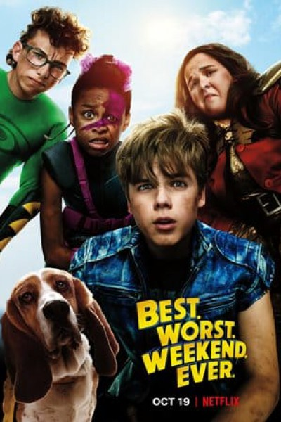 Best Worst Weekend Ever Season 1 ซับไทย Ep.1-8 (จบ)