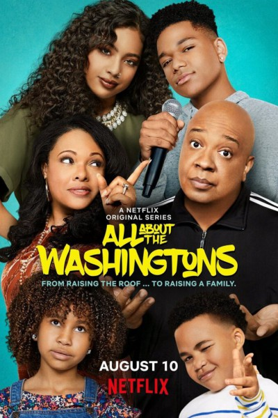 All About The Washingtons Season 1 ซับไทย Ep.1-8 (จบ)